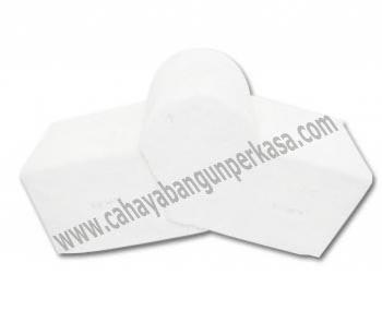 NOK STEL PLAT KARPUS / JURAI DJABES 6 ( B 131 ) | Tebal : 5 mm | Berat Sepasang : 3.4 kg