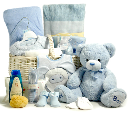 Baby hamper for baby boy