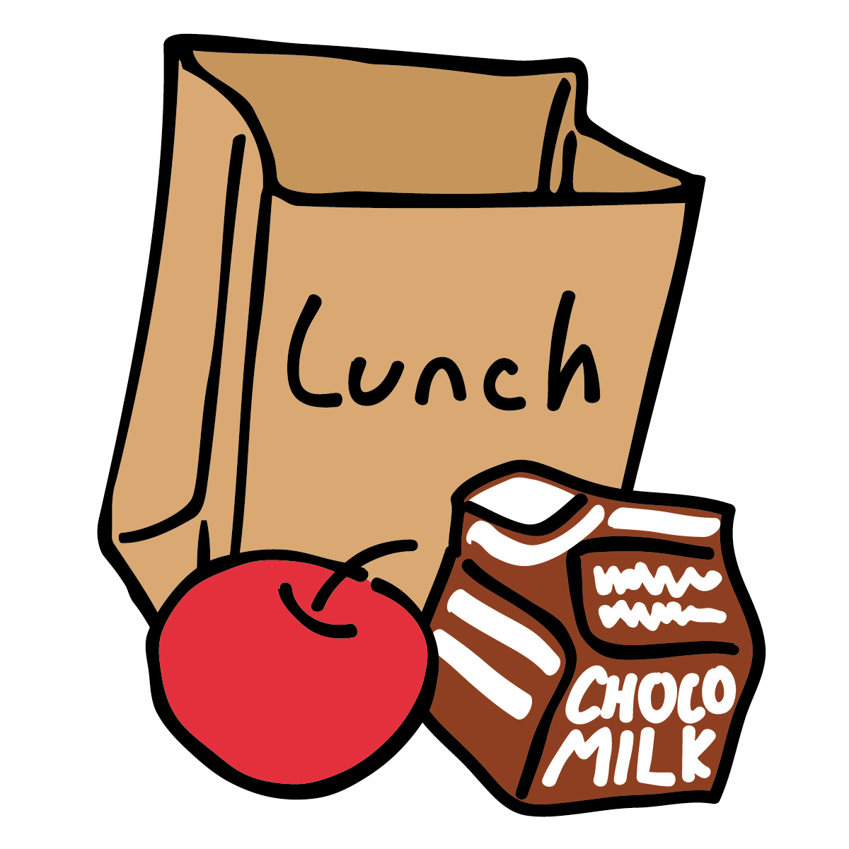 st anthony s lifeteen taos update free sack lunch clipart Sack Lunch Clip Art Clear Background