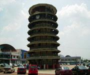 Perak Clock Tower Malaysia
