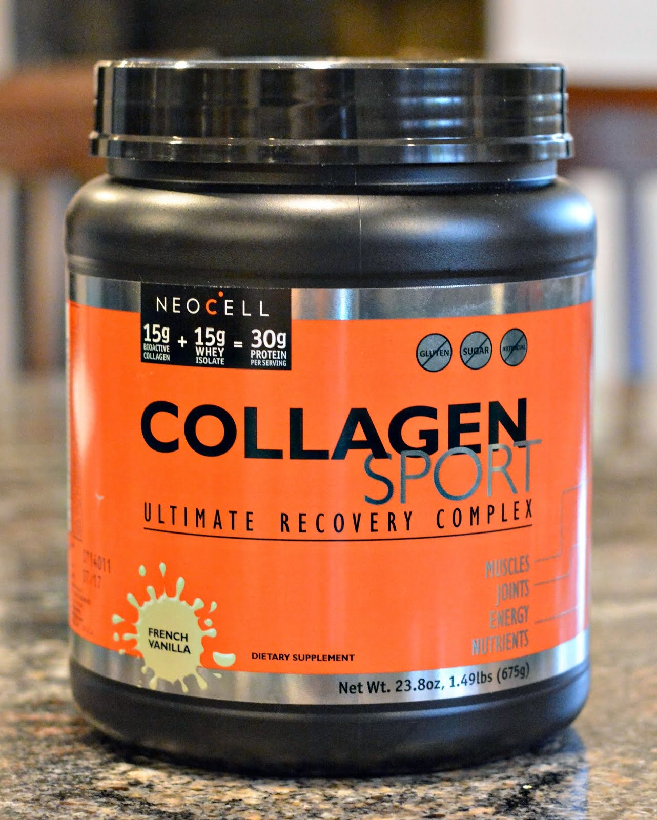 Enter To Win NeoCell Collagen Sport Ultimate Recovery Complex