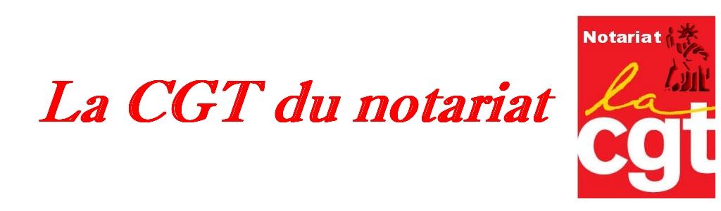 CGT NOTARIAT