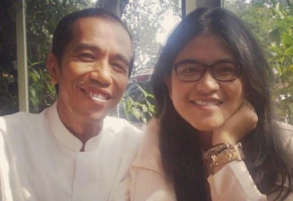 Putri Presiden Joko Widodo (Jokowi) Gagal Menjadi CPNS 2014