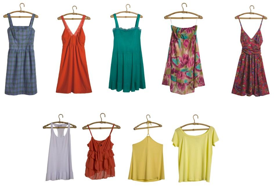 la creacion de la moda: las blusas mas modernas