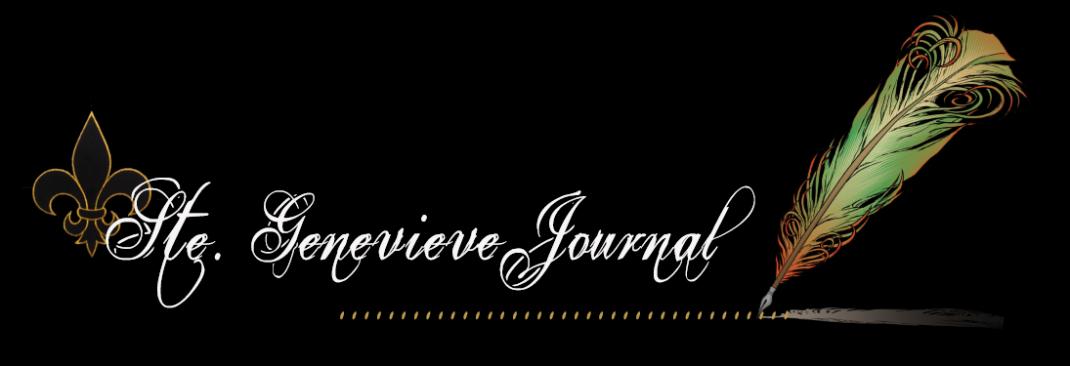 Ste. Genevieve Journal