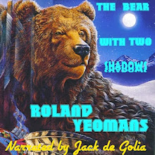 The bear with two shadows, by roland yeomans. click to purchase.