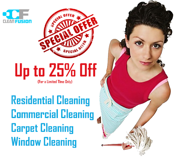 CleanFuion Cleaning Services