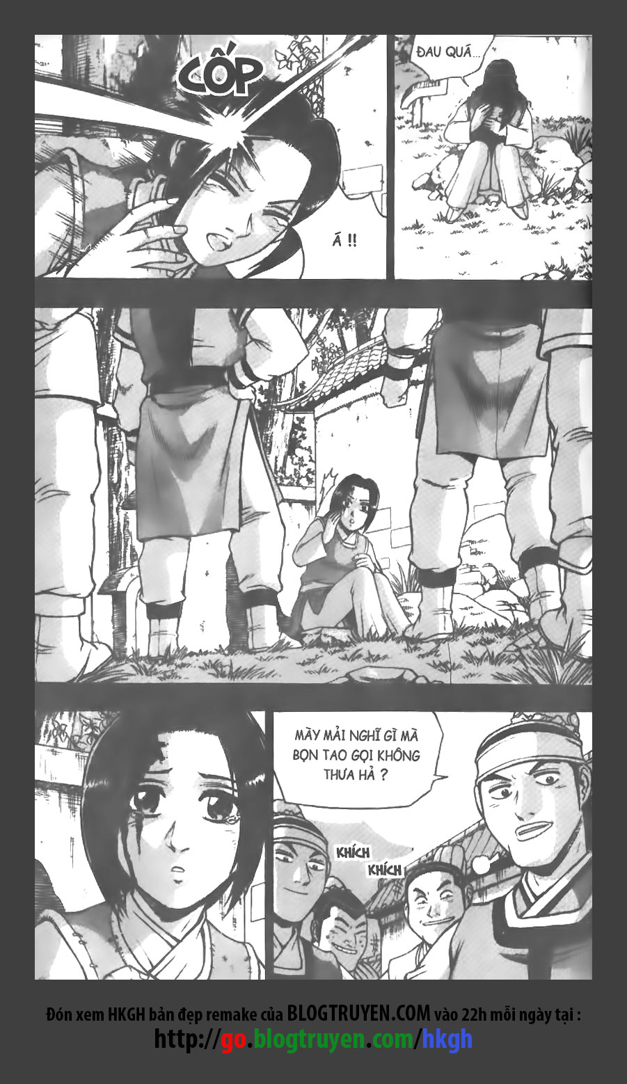 Hiệp Khách Giang Hồ chap 279 Trang 25 - Mangak.info