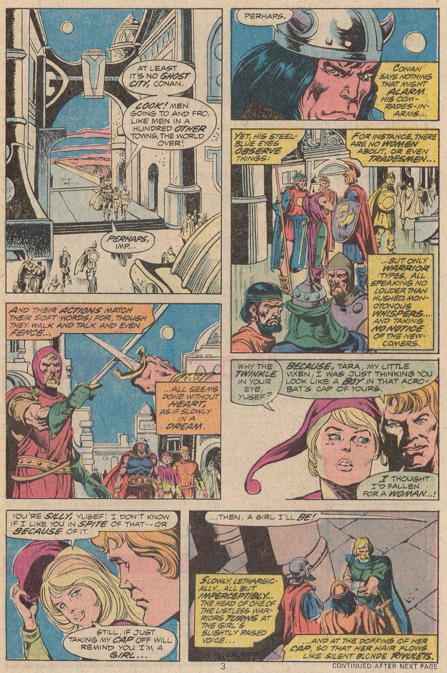 Conan the Barbarian (1970) Issue #56 #68 - English 4