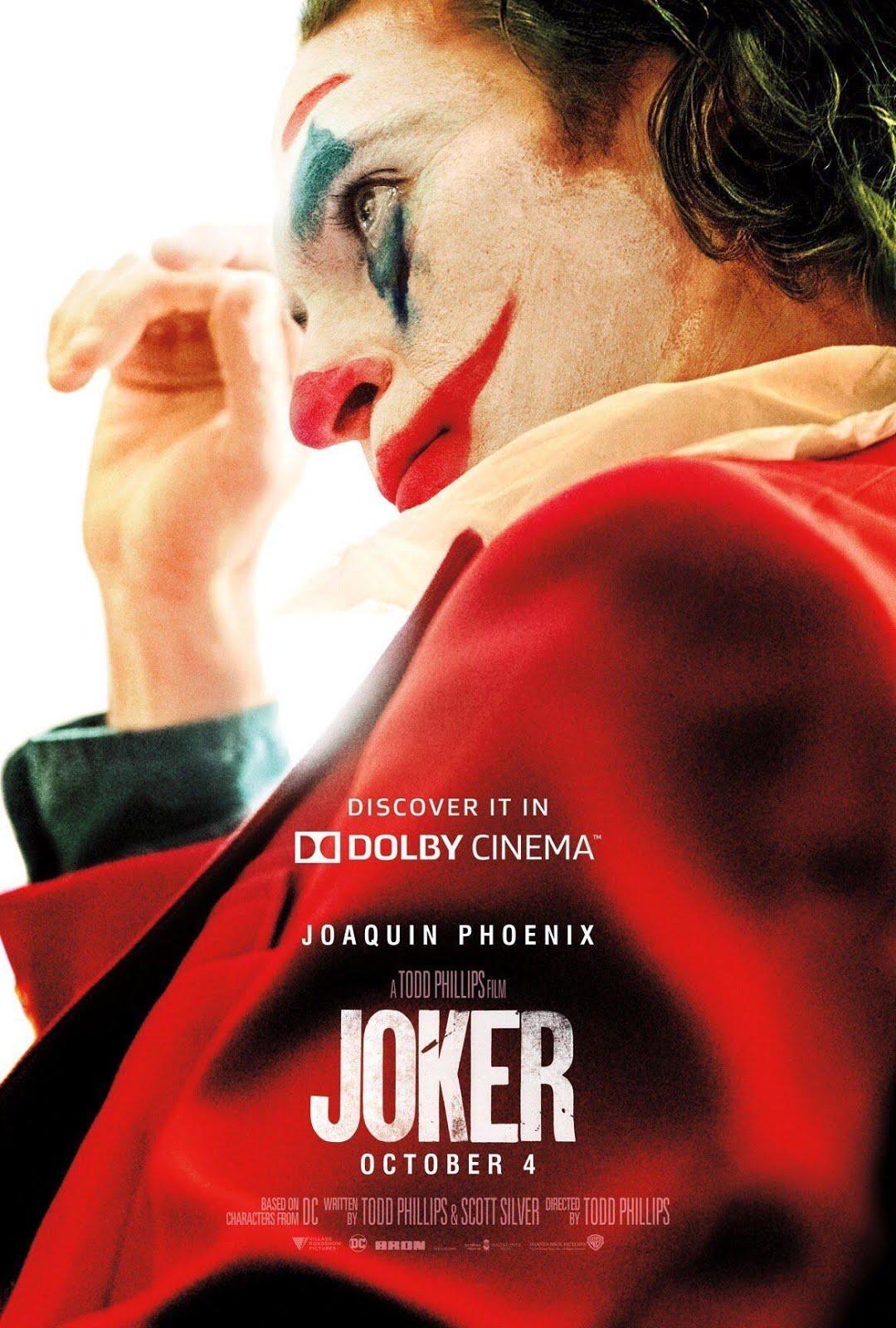 "Reseña: ""Joker"" (con spoilers)"