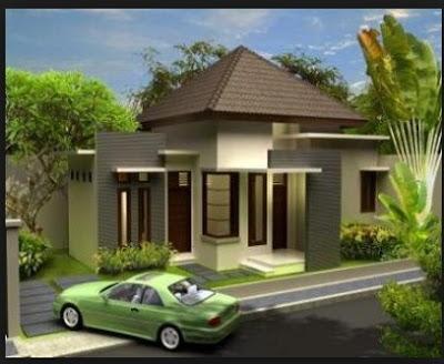 Rumah Idaman Sederhana Dan Mewah Minimalis 1 Lantai Di Desa