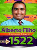Dep. Federal Alberto Filho 1522