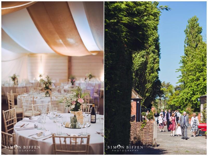 Newton House wedding