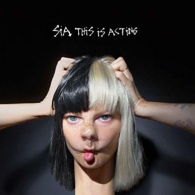 "SIA ""Reaper"" (""This Is Acting"" album cover)"