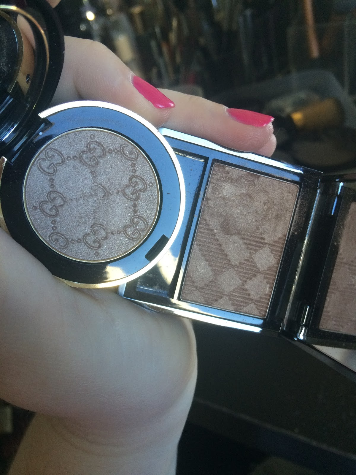 Gucci Magnetic Color Shadow Mono review-Starlight