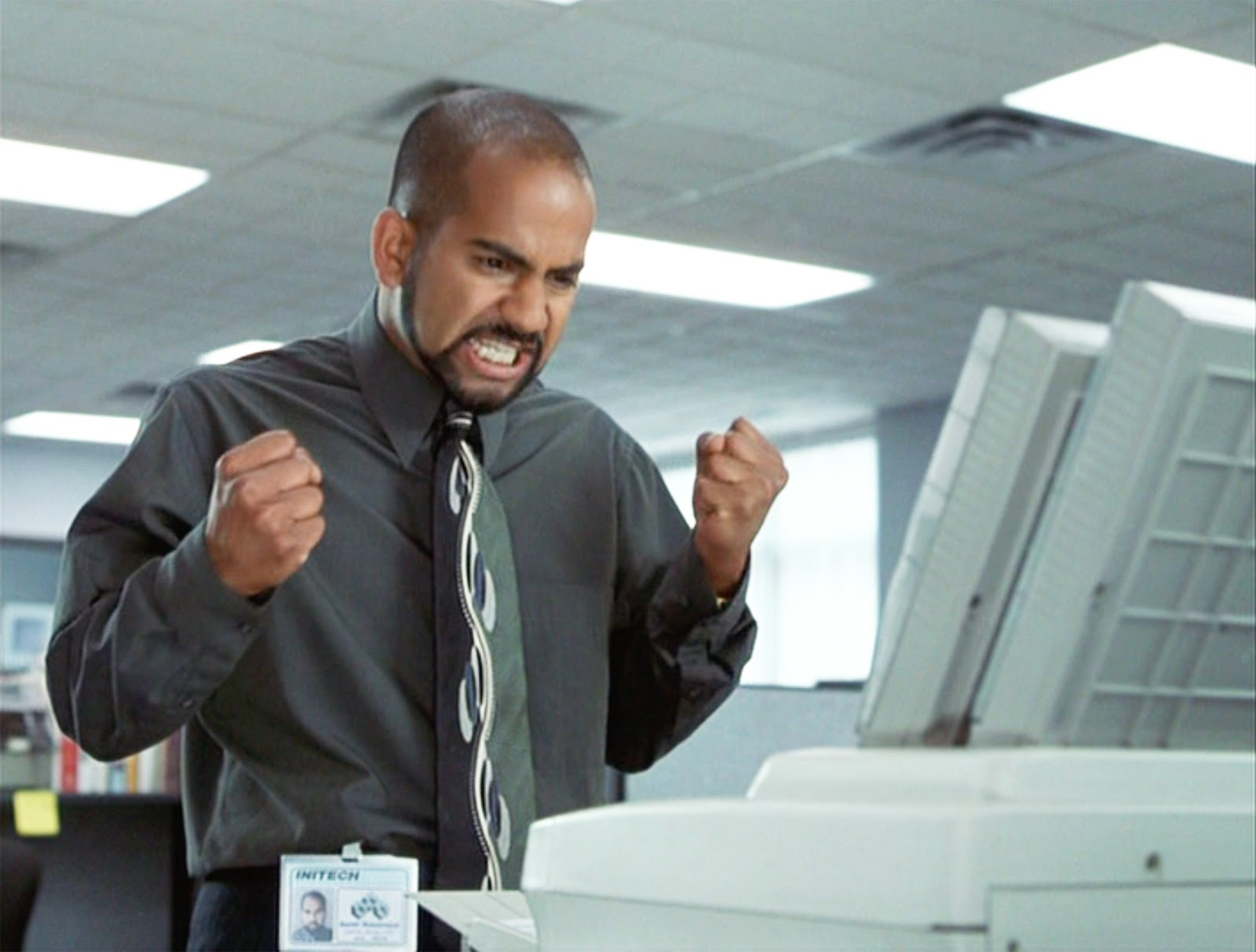 Office space printer samir