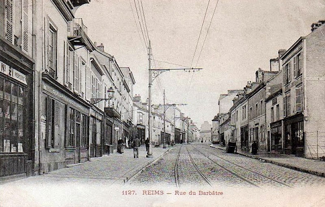 Rue Saint Remy Ville En Tardenois
