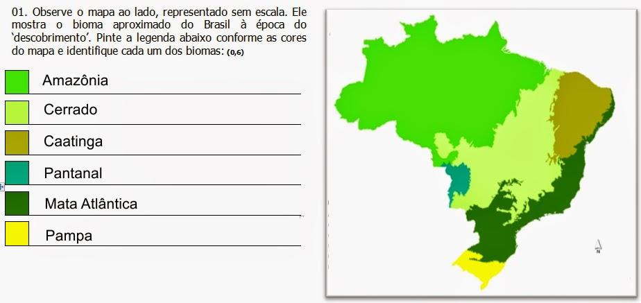 Exercício 1. prova de Geografia. www.professorjunioronline.com