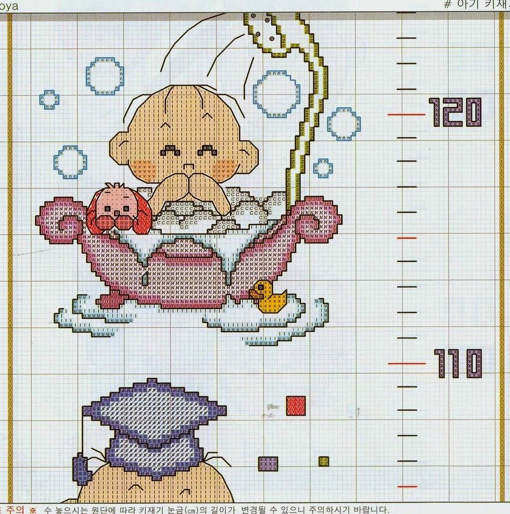 Célèbre Hobby lavori femminili - ricamo - uncinetto - maglia: Schemi Bimbi  MO13
