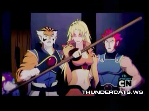 Thunder Cats Anime on Spanengrish Ramblings  Thundercats 2011 Series Review