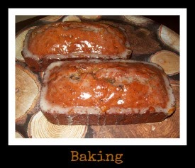 Baking Recipes Index