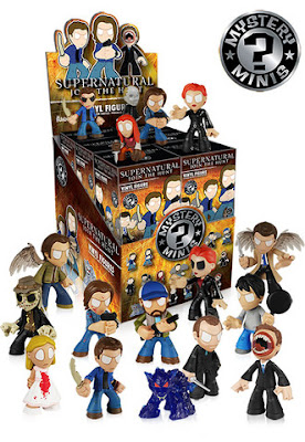 Supernatural Mystery Minis Blind Box Series by Funko