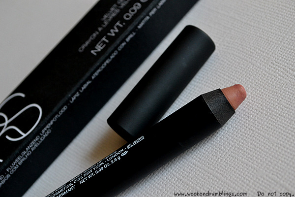NARS Summer 2012 Makeup Collection  Buenos Aires Velvet Lip Gloss Pencil Swatches FOTD Looks Reviews Ingredients Beauty Blog