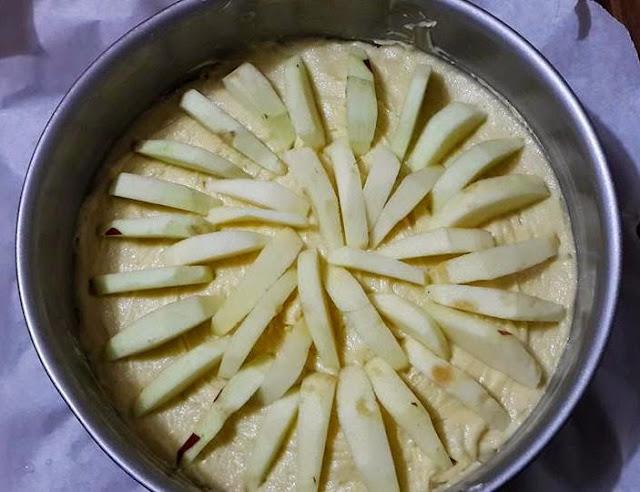 Apple Torte / Elmalı Tart