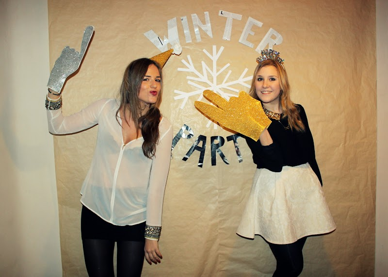 MY LIFE | THE WINTER PARTY