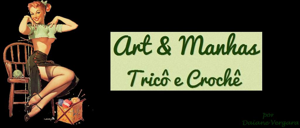 Art & Manhas Tricô e Crochê