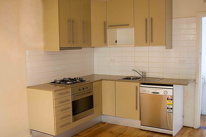 small kitchen layout for small house - Small Kitchen Layout