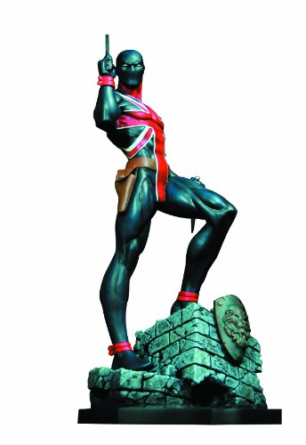 Union Jack (Marvel Comics) Character Review - Statue Product