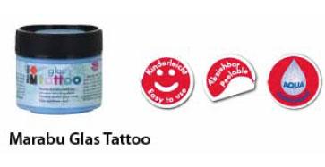 Marabu Glas Tattoo - Витражные трафаретные краски