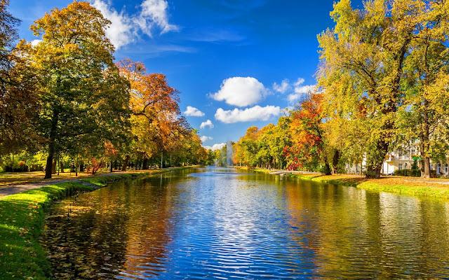 River Park Autumn