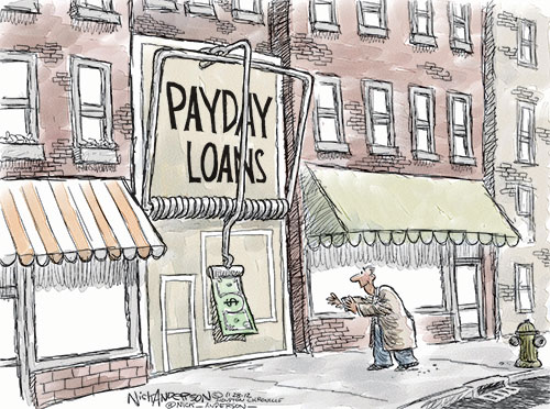 Payday loan stores illegal in NC