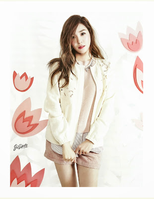 Tiffany SNSD Vogue Girl March 2015