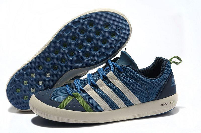 chaussures adidas water grip