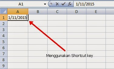 shortcut-key-excel