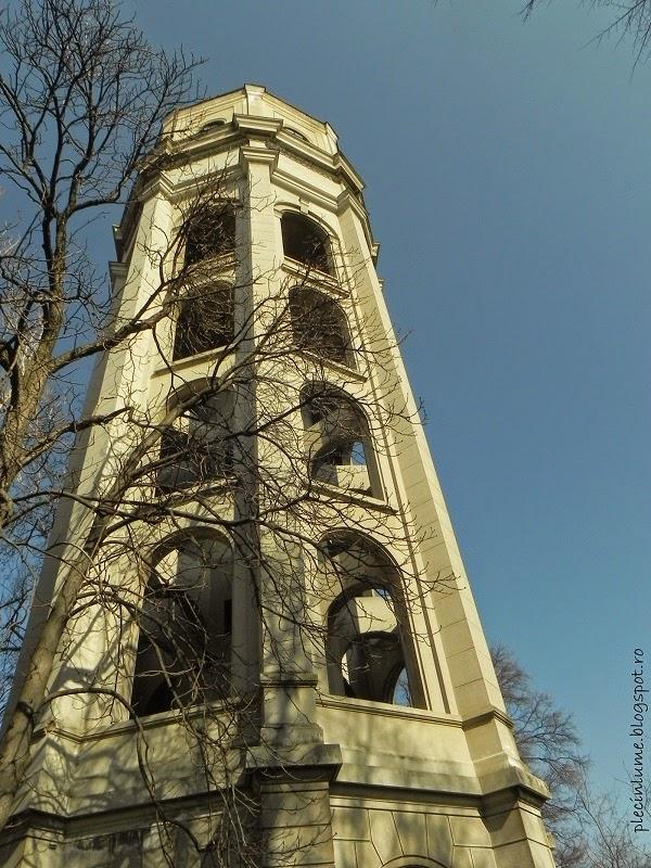 Turnul de apa domeniul Stirbei