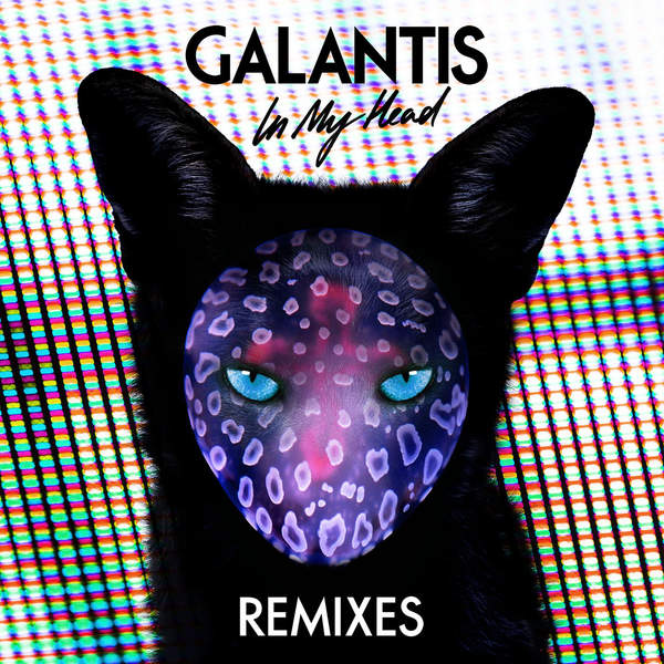 Galantis - In My Head (Remixes) - Single Cover