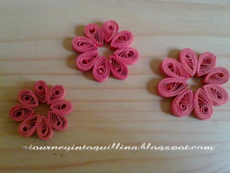 Flowers made from paper strips choice image flower decoration ideas flowers made from paper strips choice image flower decoration ideas a journey into quilling paper crafting mightylinksfo