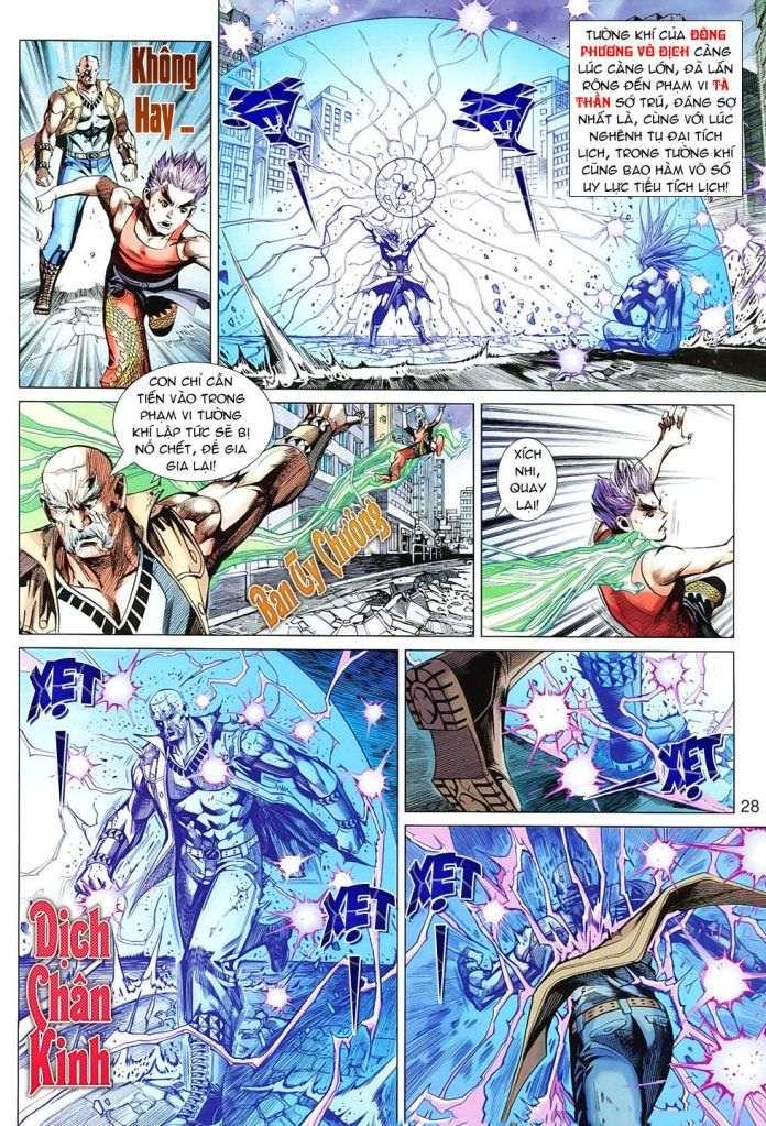 Hoả Vân Tà Thần II chap 99 - Trang 28
