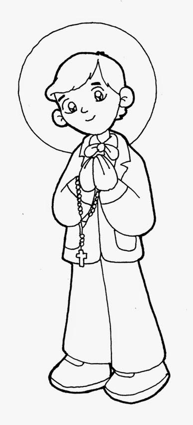 Dibujos para catequesis: mayo 2015