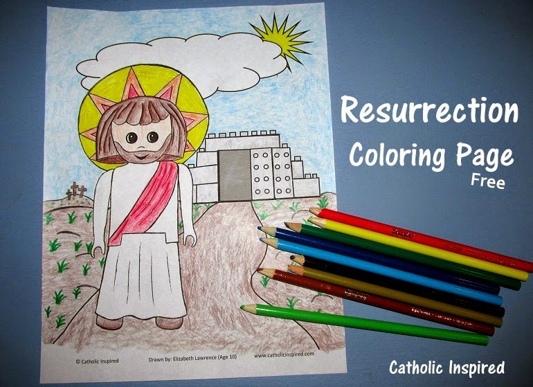 A Promise Is So Im Posting Elizabeths Wonderful Easter Coloring Page And She Very Excited To Share It With You Today
