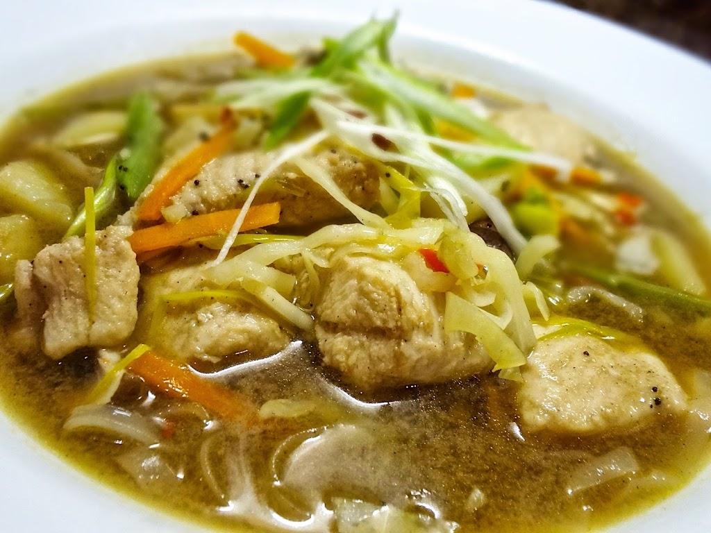 Basa Soup