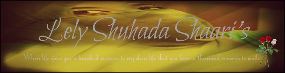lelyshuhada shaari