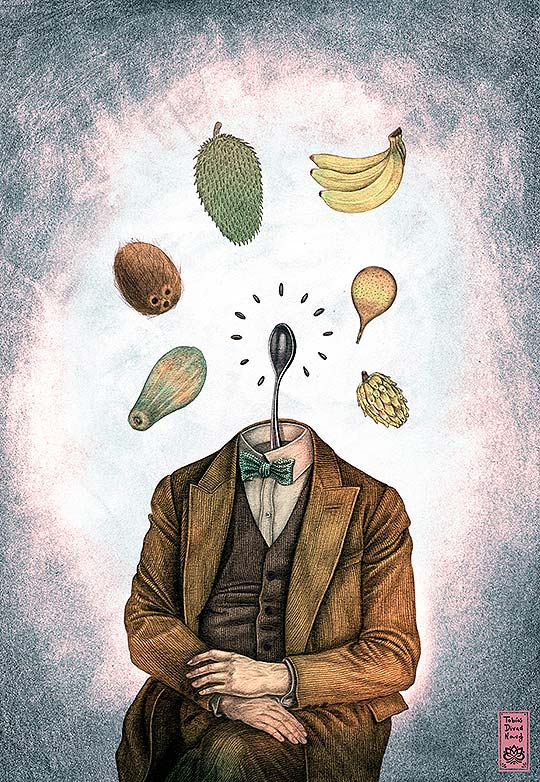 Ilustración de Tobías Arboleda