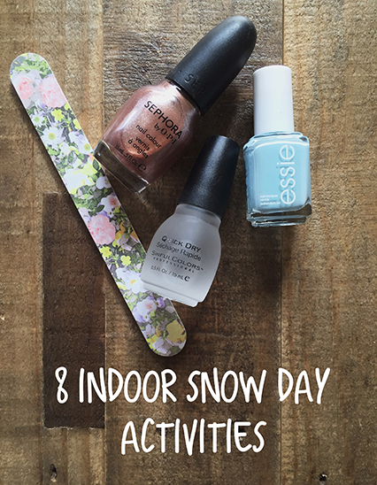 what to do on a snow day, indoor fun, indoor activities, indoor plans, nashville, nashville blogger