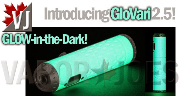 Introducing the GloVari! - A ProVari That GLOWS in the Dark!