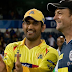 Dhoni is my favourite wicketkeeper batsman - Gilly